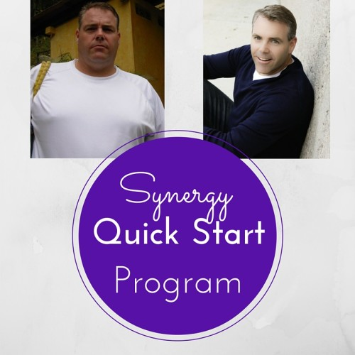 Synergy Quick Start image