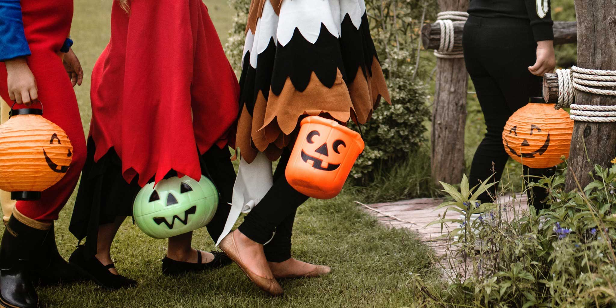 Treat Your Family To A Happy And Healthy Halloween