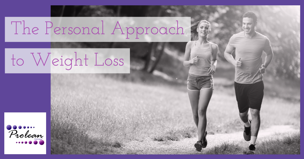 The Personal Approach to Weight Loss