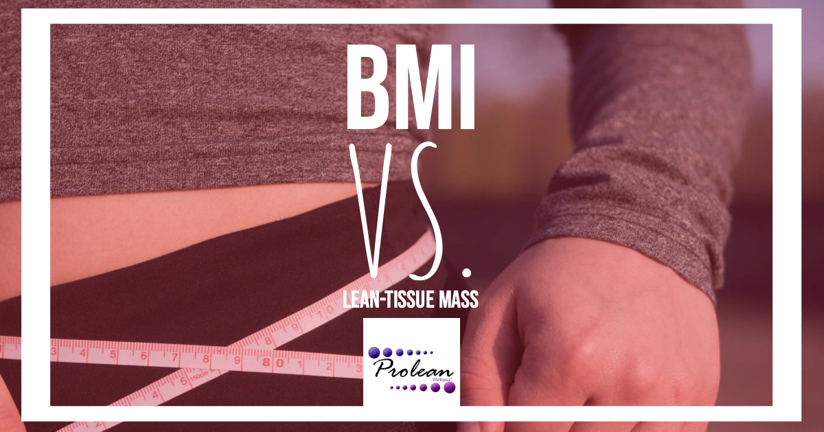 BMI vs. Lean-Tissue Mass
