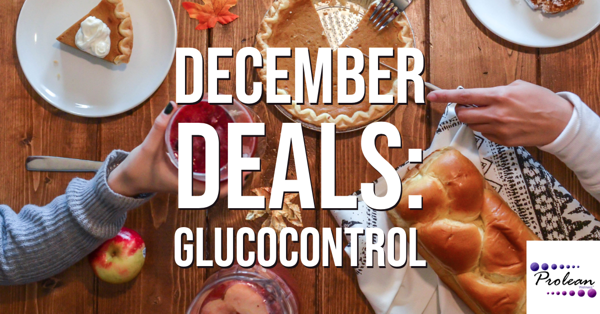 December Deals: GlucoControl