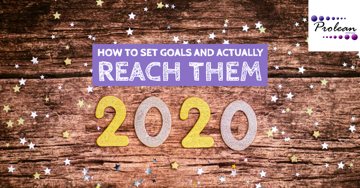 How to Set Goals and Actually Reach Them