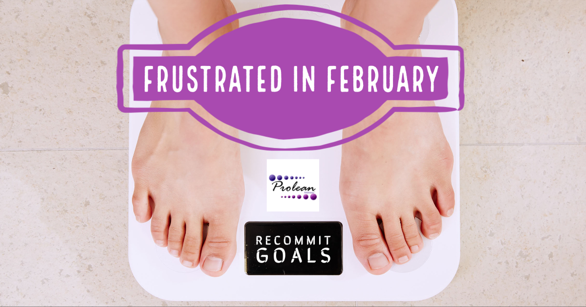 Frustrated in February: Recommit When Your Goals Get Tough