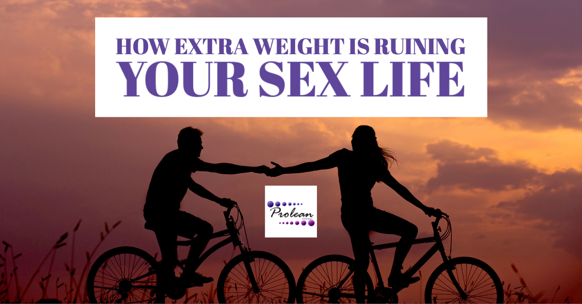 How Extra Weight is Ruining Your Sex Life