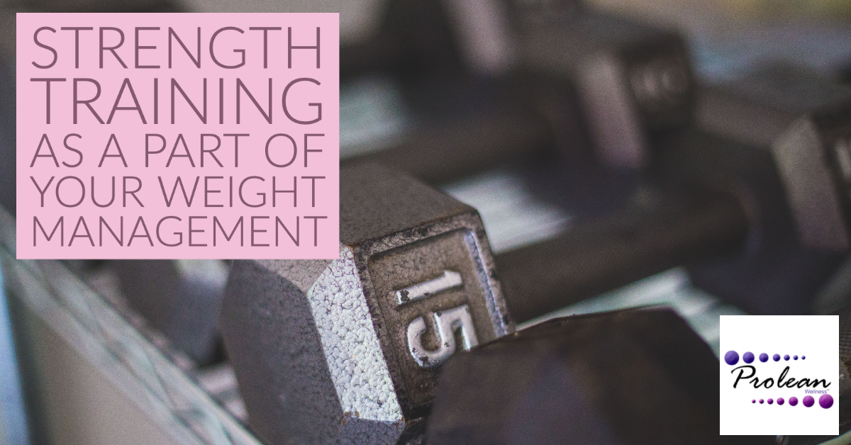 Strength Training As A Part Of Your Weight Management