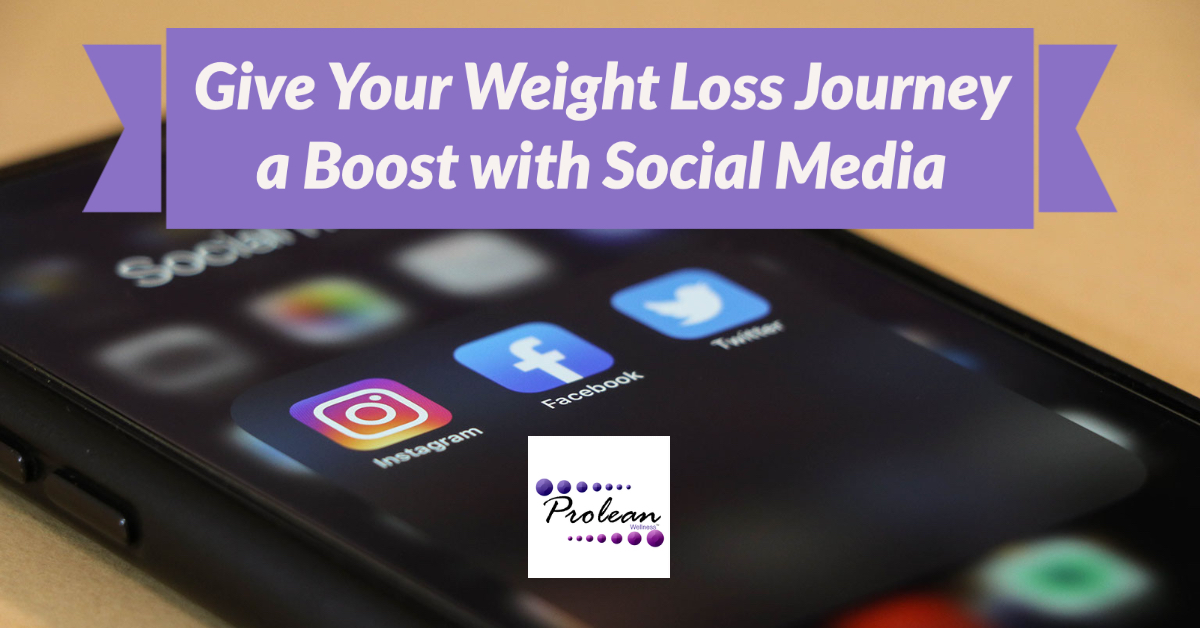 Give Your Weight Loss Journey a Boost with Social Media