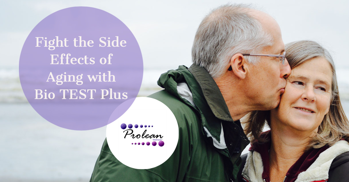 Fight the Side Effects of Aging with Bio TEST Plus