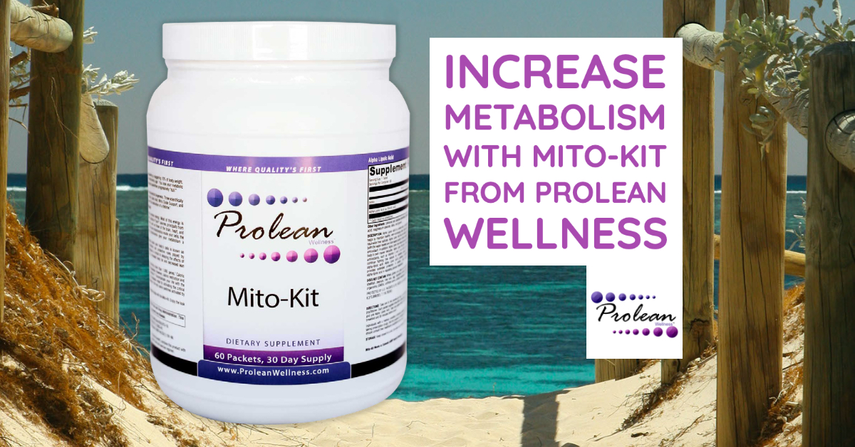 Increase Metabolism with Mito-Kit from Prolean Wellness