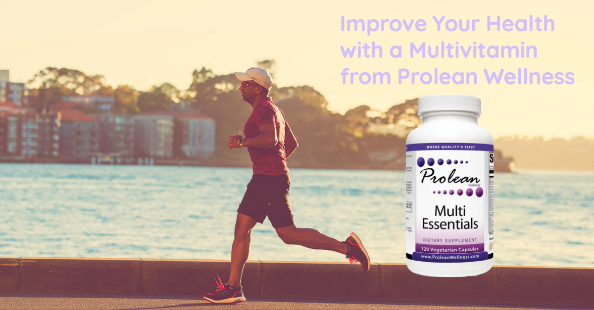 Improve Your Health with a Multivitamin from Prolean Wellness