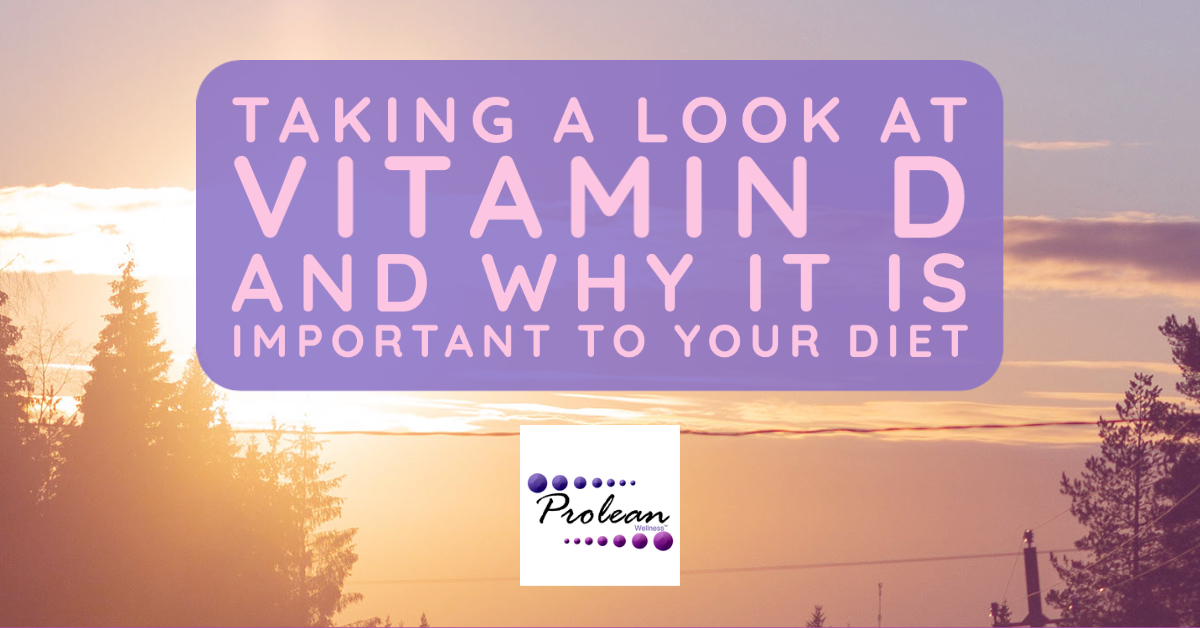 Taking a Look at Vitamin D and Why it is Important to Your Diet-4