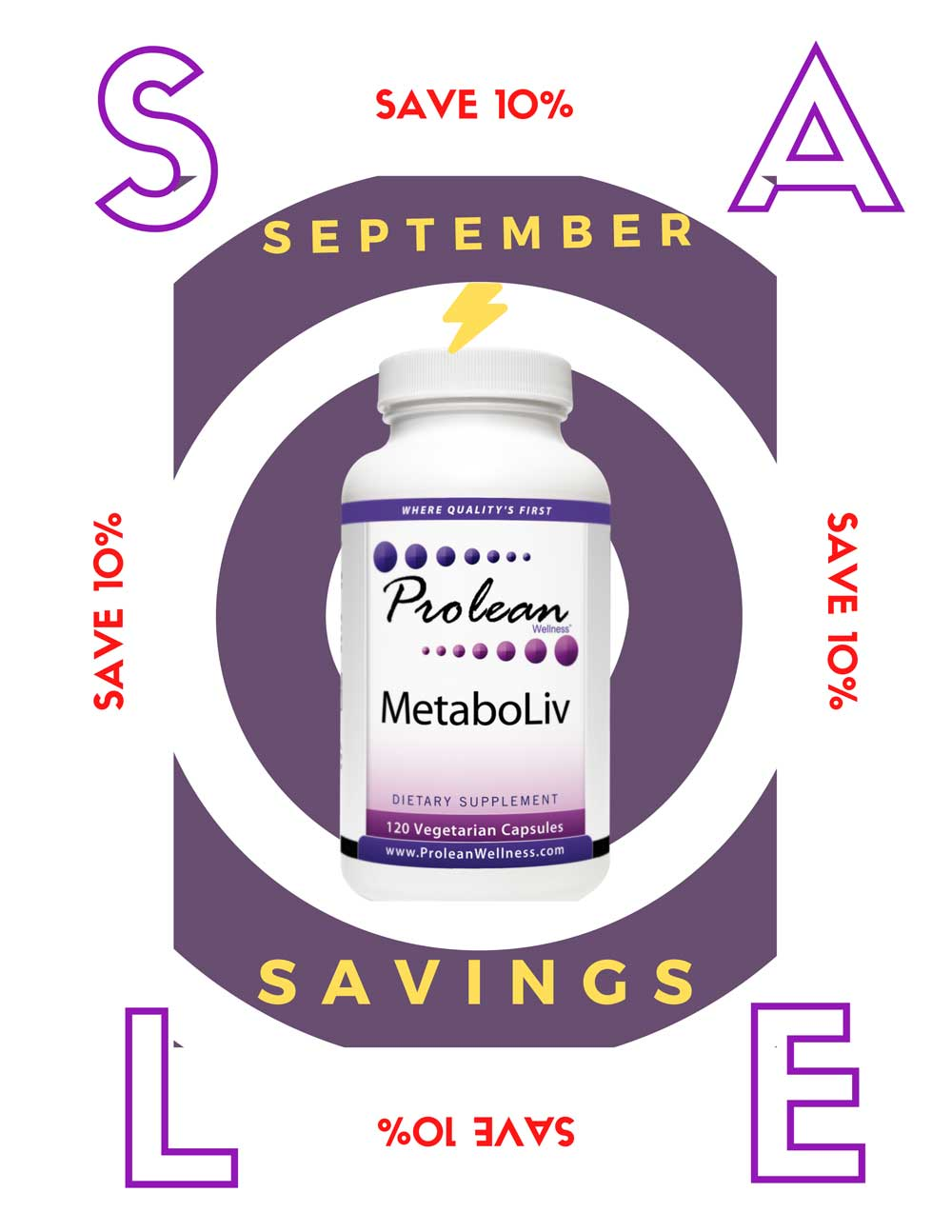 Prolean Wellness September 2021 Offer